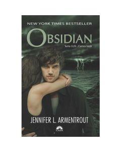 OBSIDIAN (cartea intai din seria LUX)