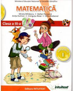 Matematica. Manual pentru clasa a III-a. Semestrul I + II (editie tiparita+editie digitala)