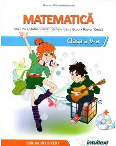 Matematica - Manual pentru clasa a V‑a