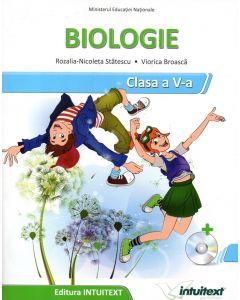 Biologie - Manual pentru clasa a V-a