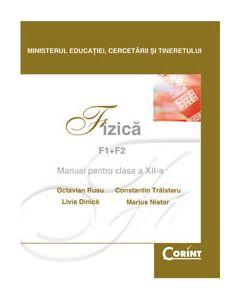 Fizica F1+F2 O Rusu Manual pentru cls a-XII-a