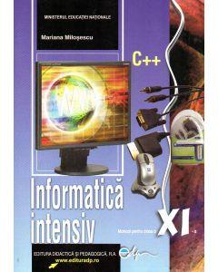 Informatica intensiv. Manual pentru clasa a XI-a