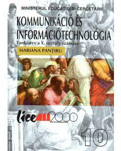 Tehnologia informatiei si comunicatiei (TIC). Manual pentru clasa a X-a (Limba maghiara)