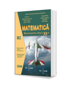 Matematica. Manual M2 pentru clasa a XII-a