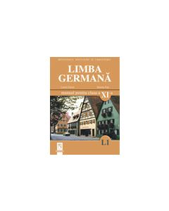 Limba germana (L1). Manual pentru clasa a XI-a