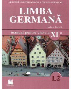Limba germana L2 manual pentru clasa a XI-a