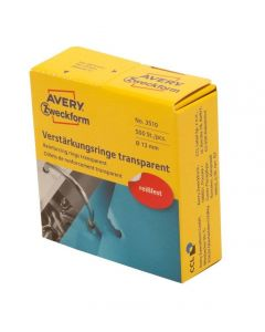 Inele autoadezive pentru intarire perforatii Avery-Zweckform 3510
