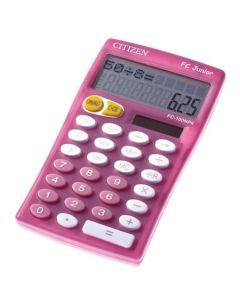Calculator de birou 10 digiti CITIZEN FC-100ROZ