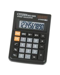 Calculator de birou cu 10 digiti CITIZEN SDC 022