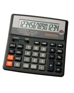 Calculator de birou 14 digiti CITIZEN SDC-640