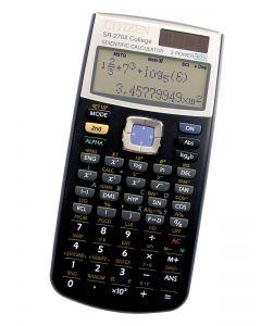 Calculator de birou 10 digiti CITIZEN SR-270X College