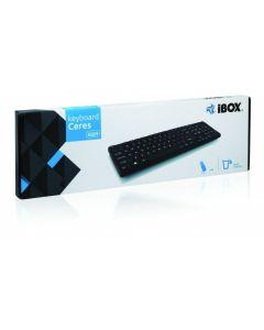 iBox Tastatura Cerse USB
