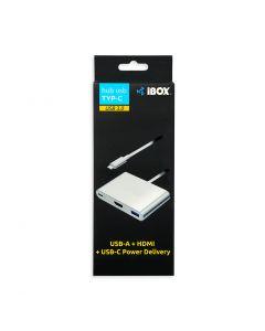 iBox Hub Type-C