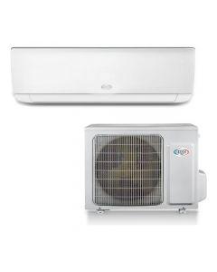 Aer conditionat tip split inverter ARGO Ecolight 9000BTU, INTELLIGENT DEFROST Functia Turbo, Refrigerant super-ecologic R32