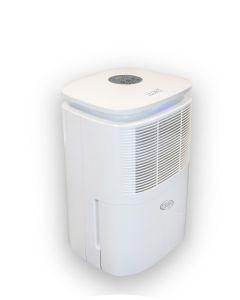 Dezumidificator de aer ARGO LILIUM 13 - 13 l/24h, Display cu LED, Higrostat incorporat, Timer, Filtru lavabil de purificare