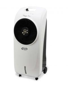Racitor si purificator de aer mobil cu ioni negativi ARGO POLIFEMO ION,Interior si Exterior, Umiditate reglabila, Ventilatie, Racire, Display cu LED, Telecomanda, Timer, Functia Sleep, Rezervor 7 l
