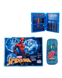 Set pictura 68 piese Spider-Man + Penar 3D Spider-Man