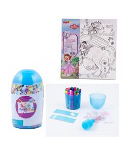 Spray marker 24 culori My Little Pony + Panza pictura Sofia Intai
