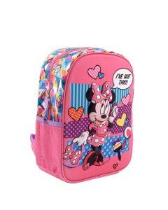 Ghiozdan mic 3D Minnie - MNE12301 Happyschool