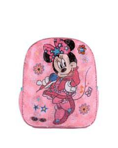 Ghiozdan mic paiete reversibile Minnie - MNE12005 Happyschool