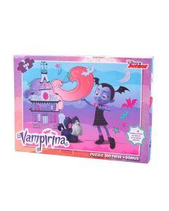 Puzzle 100 piese + Bonus Vampirina - VAM-XP01