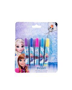 Set 5 lipici glitter Frozen