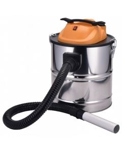 Aspirator de cenusa Sapir SP 1001 DS18S, 1000W, 18 litri, Filtru HEPA lavabil, cablu 1,5m