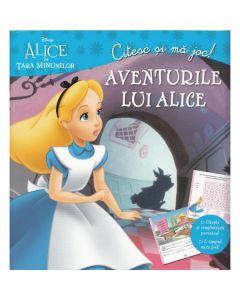 Citesc si ma joc! Aventurile lui Alice