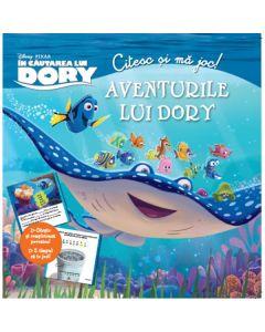 In cautarea lui Dory - Citesc si ma joc!