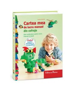 Cartea mea de lucru manual din cofraje - Gudrun Schmitt