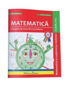 Matematica - Clasa a 2-a - Culegere de exercitii si probleme - Elena Stefanescu, Dorina Cristescu
