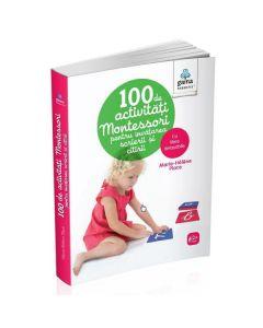 100 de activitati Montessori pentru invatarea scrierii si citirii - Marie Helene Place