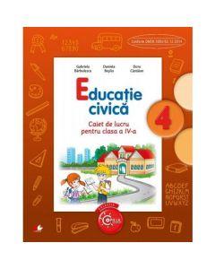 Educatie civica cls 4 caiet - Gabriela Barbulescu, Daniela Besliu