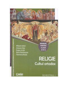 Religie cls 4 Sem 1+2 + CD (2 vol.) - Cultul Ortodox - Mihaela Achim, Anisoara Daiu
