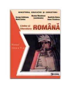 Romana cls 11 - Nicolae Manolescu, George Ardeleanu, Matei Cerkez, Dumitrita Stoica