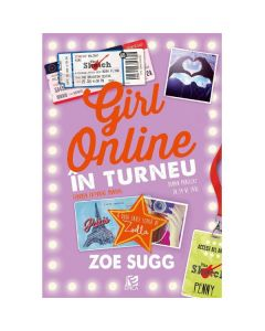 Girl Online in turneu - Zoe Sugg