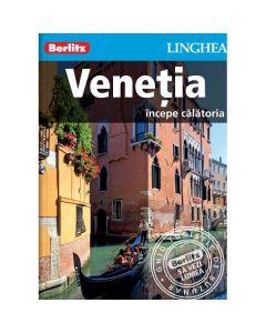Venetia. Incepe calatoria - Berlitz