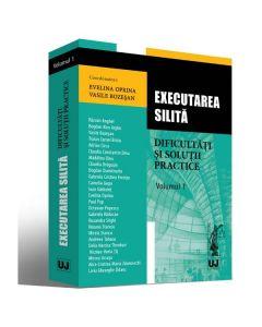 Executarea silita. Dificultati si solutii practice vol.1 - Evelina Oprina, Vasile Bozesan