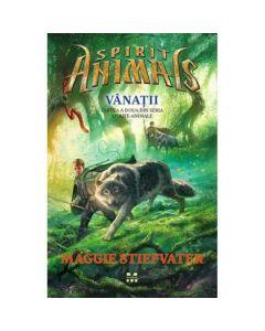 Spirite-animale: Vanatii Vol. 2 - Maggie Stiefvater