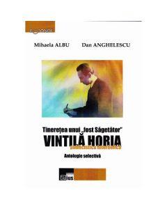 Tineretea unui fost sagetator. Vintila Horia, publicistica interbelica - Mihaela Albu, Dan Anghelescu