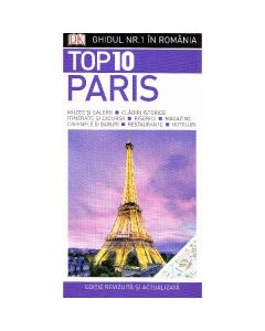 Top 10 Paris - Ghidul nr.1 in Romania
