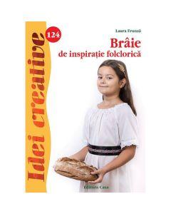 Idei creative 124: Braie de inspiratie folclorica - Laura Frunza
