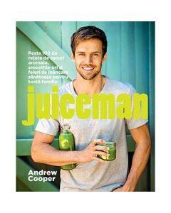 Juiceman - Andrew Cooper