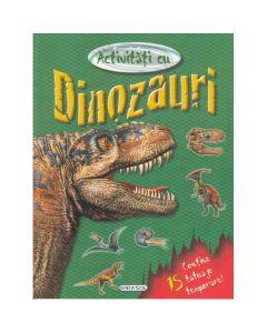 Activitati cu dinozauri