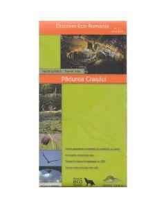 Padurea Craiului - Harta turistica