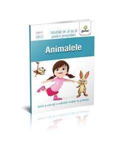 Animalele 3-5 ani - Activitati de zi cu zi pentru prescolari