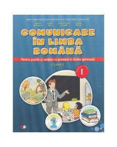 Comunicare in limba romana (predare in limba germana) - Clasa 1. Sem.1 - Gabriela Barbulescu