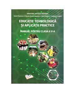 Educatie tehnologica si aplicatii practice - Clasa 5 - Manual + CD - Daniel Paunescu, Claudia-Daniela Negritoiu