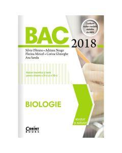 BAC 2018 Biologie Clasele 11 si 12 - Silvia Olteanu, Adriana Neagu