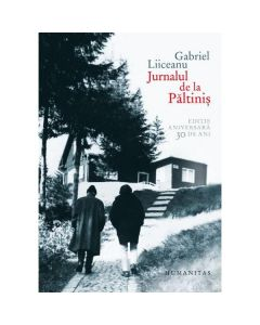 Jurnalul de la Paltinis (editie de lux) - Gabriel Liiceanu